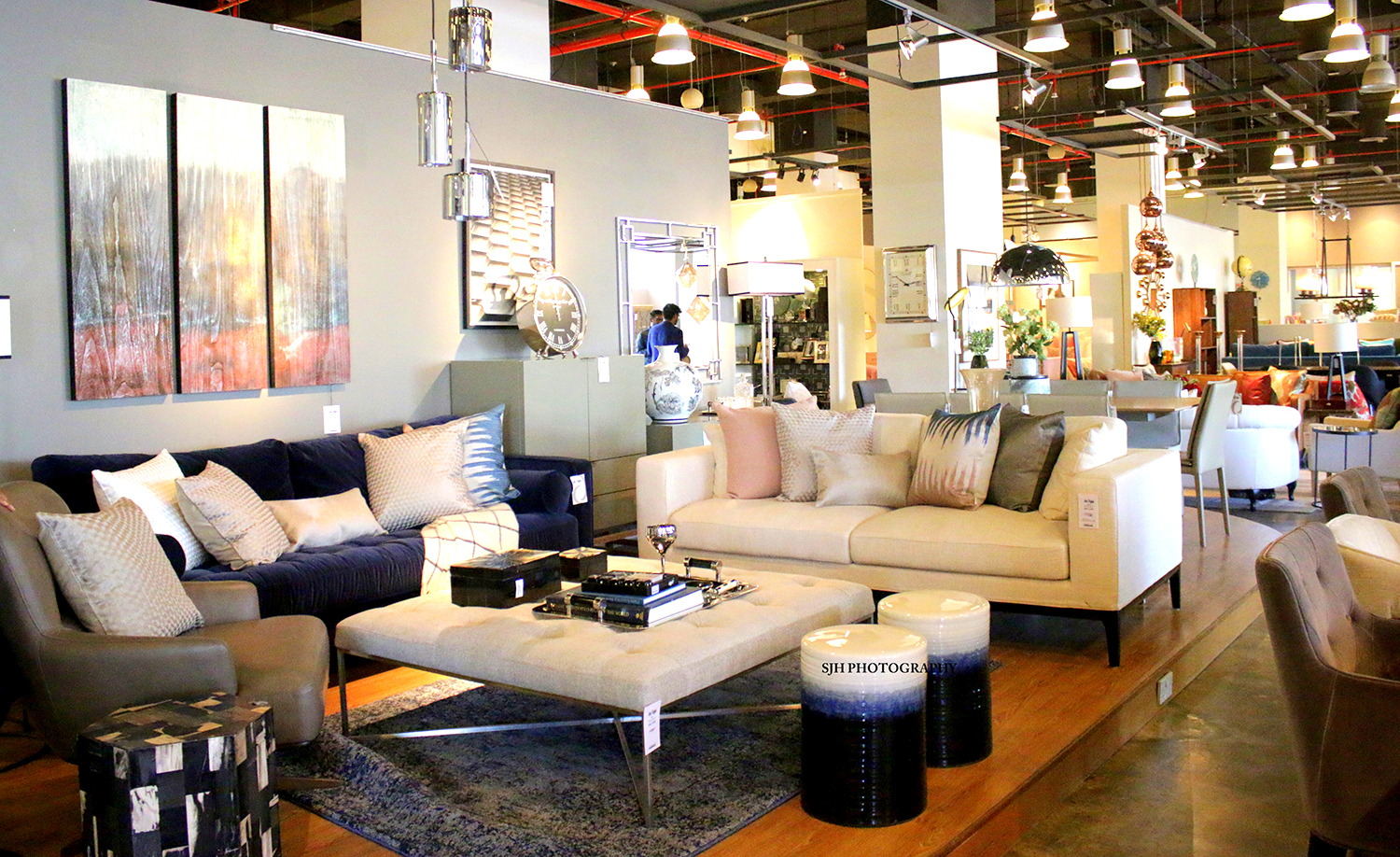 indigo living an upscale home furnishing store