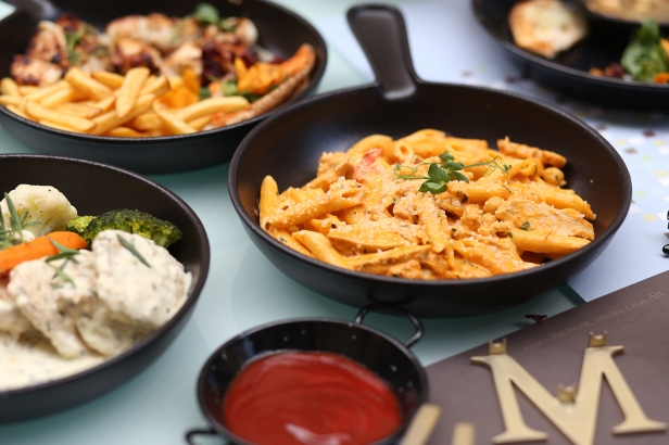 Even After All These Variety You Crave For Pasta Dont Worry Milas Got You Covered Try Emirati Chicken Pasta And Satisfy You Cravings By Having It In The
