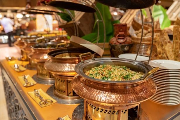 Indian Street Food Night at Ewaan, Palace Downtown (5)