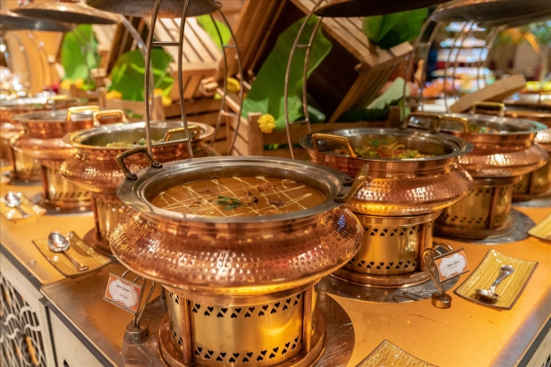 Indian Street Food Night at Ewaan, Palace Downtown (7)
