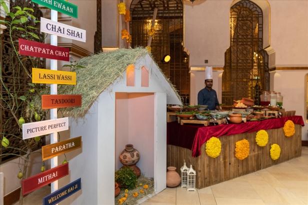 Indian Street Food Night at Ewaan, Palace Downtown (8)