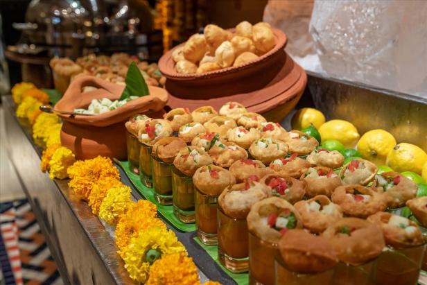 Indian Street Food Night at Ewaan, Palace Downtown
