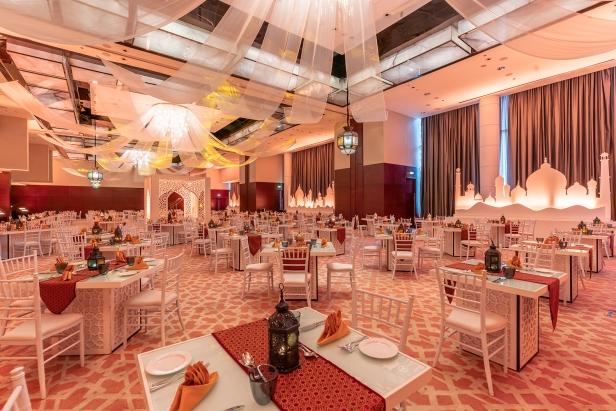 Iftar in Constellation Ballroom at Address Dubai Marina (1)