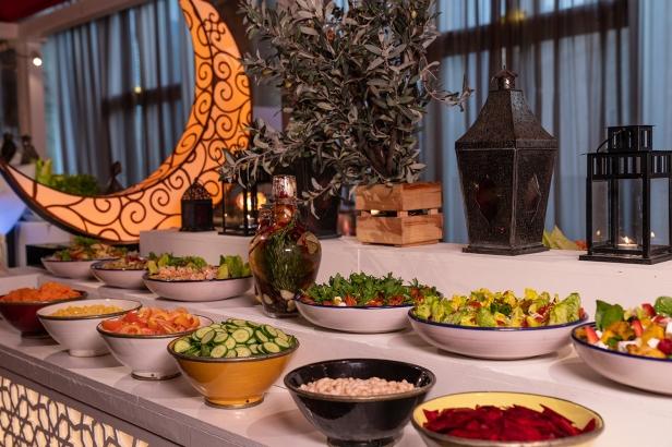 Iftar in Constellation Ballroom at Address Dubai Marina (3)